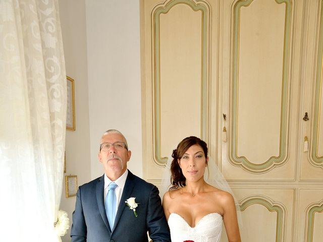 Il matrimonio di Eva e Matteo a Montefiore dell'Aso, Ascoli Piceno 8
