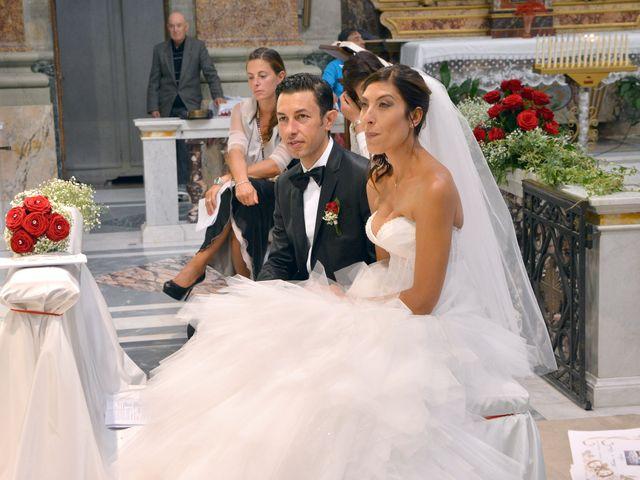 Il matrimonio di Eva e Matteo a Montefiore dell'Aso, Ascoli Piceno 9