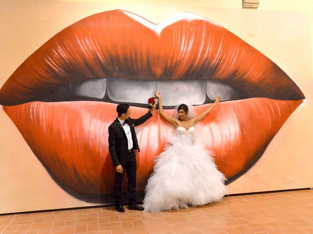Il matrimonio di Eva e Matteo a Montefiore dell'Aso, Ascoli Piceno 11