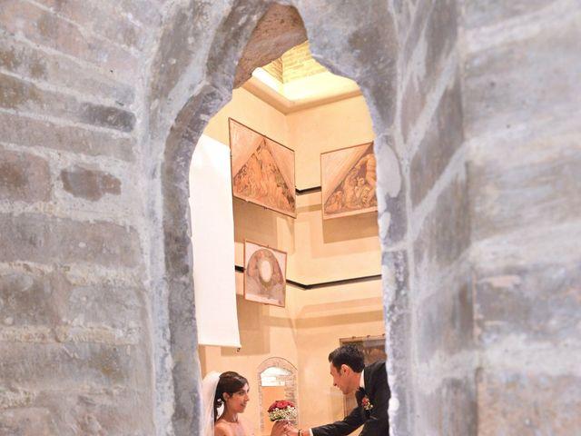 Il matrimonio di Eva e Matteo a Montefiore dell'Aso, Ascoli Piceno 13