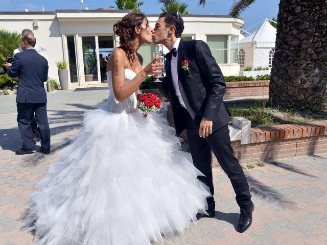 Il matrimonio di Eva e Matteo a Montefiore dell'Aso, Ascoli Piceno 17