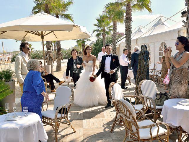 Il matrimonio di Eva e Matteo a Montefiore dell'Aso, Ascoli Piceno 18