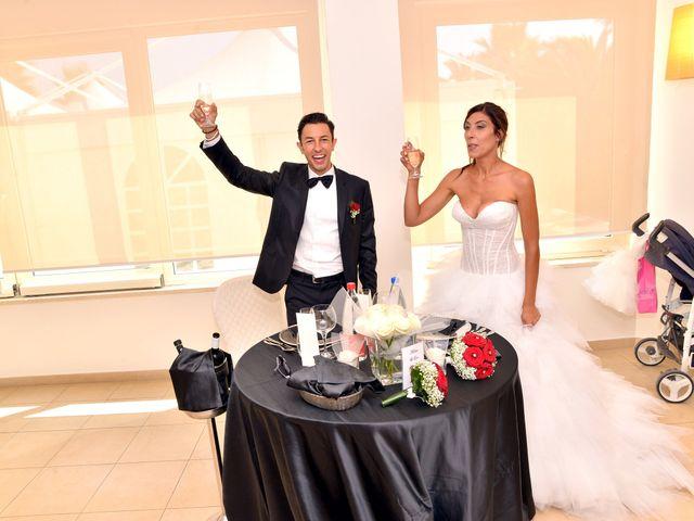 Il matrimonio di Eva e Matteo a Montefiore dell'Aso, Ascoli Piceno 19