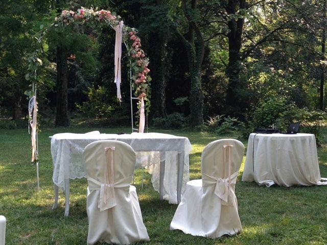 Il matrimonio di Laura e Gabriele a Granze, Padova 11