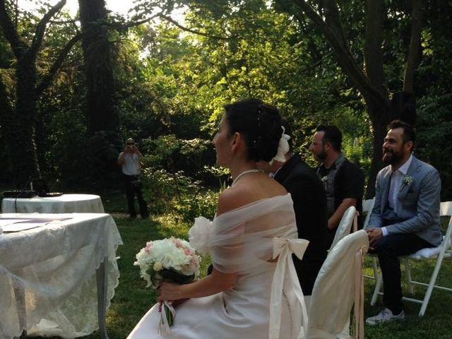 Il matrimonio di Laura e Gabriele a Granze, Padova 30