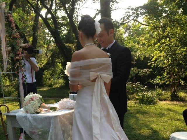 Il matrimonio di Laura e Gabriele a Granze, Padova 31