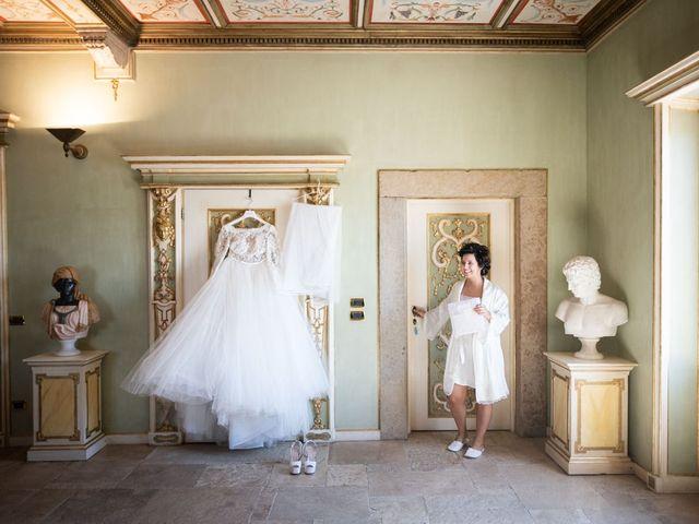 Il matrimonio di Andrea e Isabella a Pozzolengo, Brescia 1