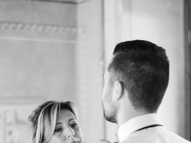 Il matrimonio di Andrea e Isabella a Pozzolengo, Brescia 9