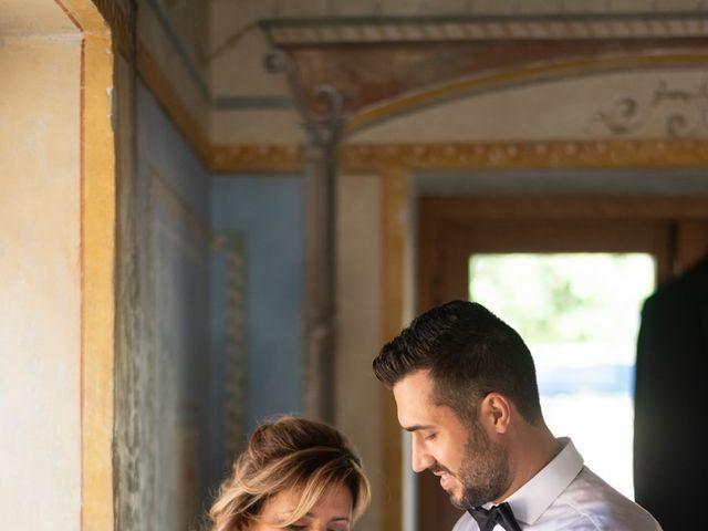 Il matrimonio di Andrea e Isabella a Pozzolengo, Brescia 10