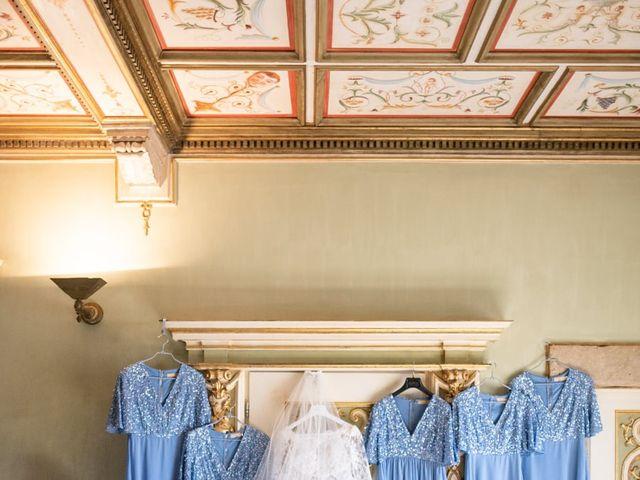 Il matrimonio di Andrea e Isabella a Pozzolengo, Brescia 14
