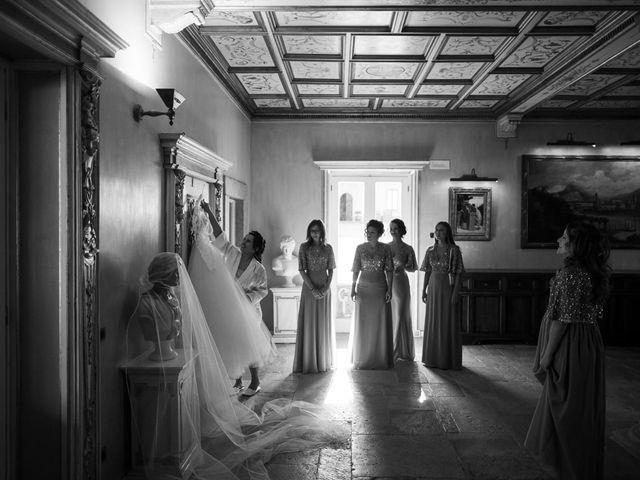 Il matrimonio di Andrea e Isabella a Pozzolengo, Brescia 2