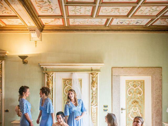 Il matrimonio di Andrea e Isabella a Pozzolengo, Brescia 19