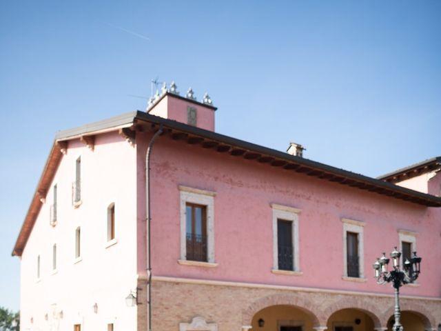 Il matrimonio di Andrea e Isabella a Pozzolengo, Brescia 20