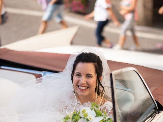 Il matrimonio di Andrea e Isabella a Pozzolengo, Brescia 25