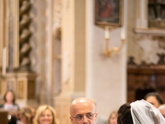 Il matrimonio di Andrea e Isabella a Pozzolengo, Brescia 27