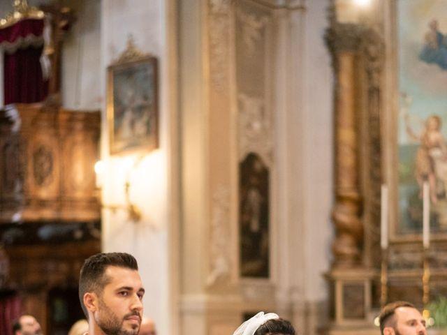 Il matrimonio di Andrea e Isabella a Pozzolengo, Brescia 28