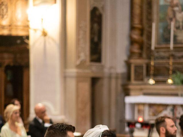Il matrimonio di Andrea e Isabella a Pozzolengo, Brescia 29
