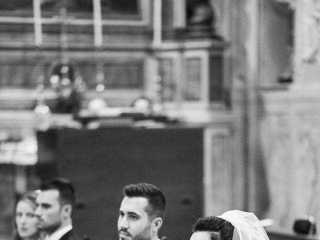 Il matrimonio di Andrea e Isabella a Pozzolengo, Brescia 30