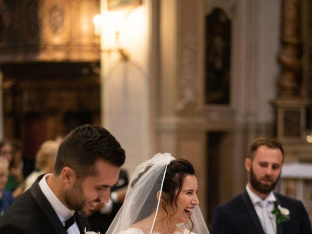 Il matrimonio di Andrea e Isabella a Pozzolengo, Brescia 32