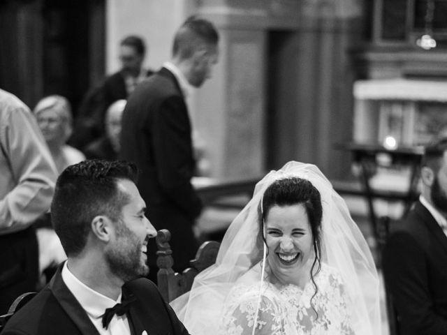 Il matrimonio di Andrea e Isabella a Pozzolengo, Brescia 35