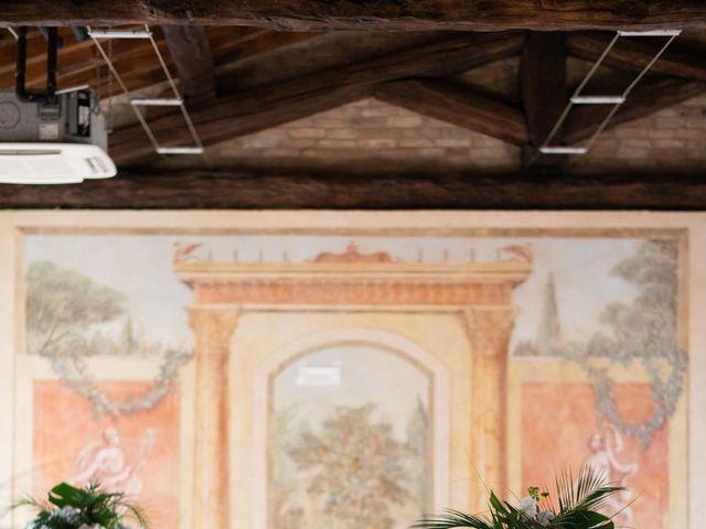 Il matrimonio di Andrea e Isabella a Pozzolengo, Brescia 41