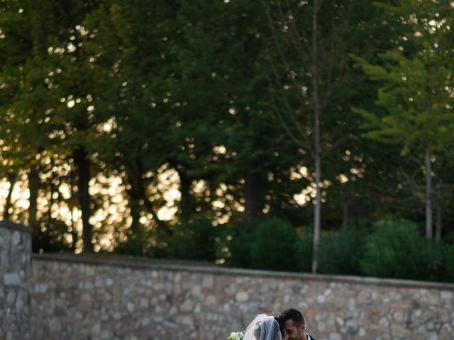Il matrimonio di Andrea e Isabella a Pozzolengo, Brescia 50