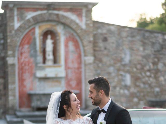 Il matrimonio di Andrea e Isabella a Pozzolengo, Brescia 51