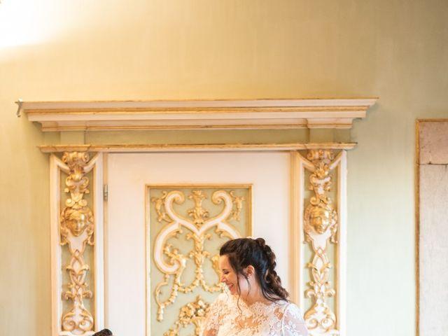 Il matrimonio di Andrea e Isabella a Pozzolengo, Brescia 63