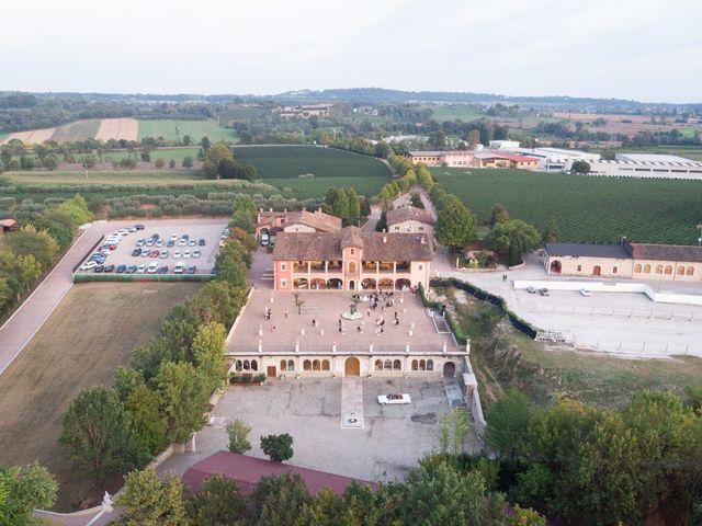 Il matrimonio di Andrea e Isabella a Pozzolengo, Brescia 67