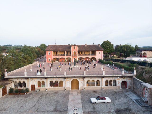 Il matrimonio di Andrea e Isabella a Pozzolengo, Brescia 68