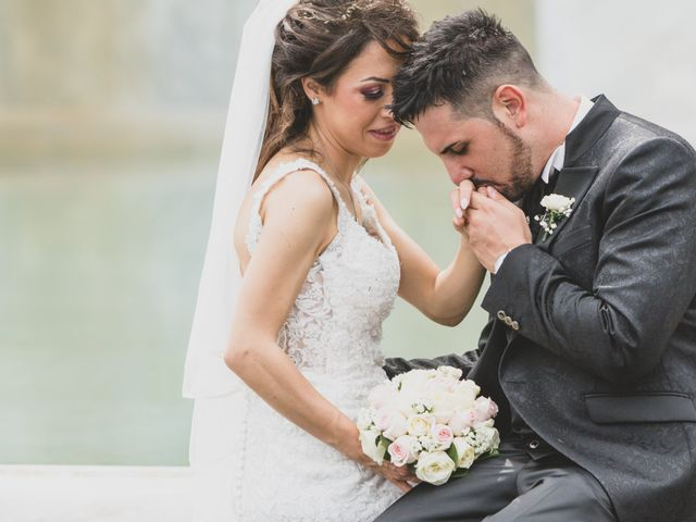 Le nozze di Augusto e Manuela