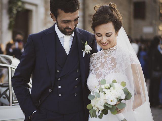 Il matrimonio di Mario e Ludia a Porto San Giorgio, Fermo 30