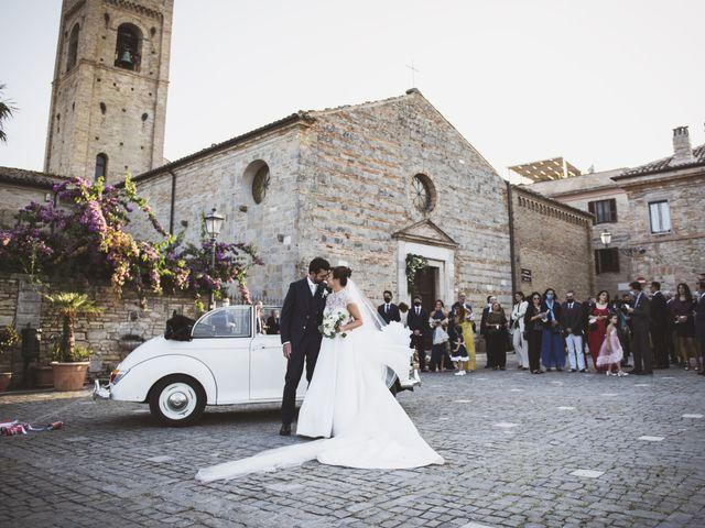 Il matrimonio di Mario e Ludia a Porto San Giorgio, Fermo 31