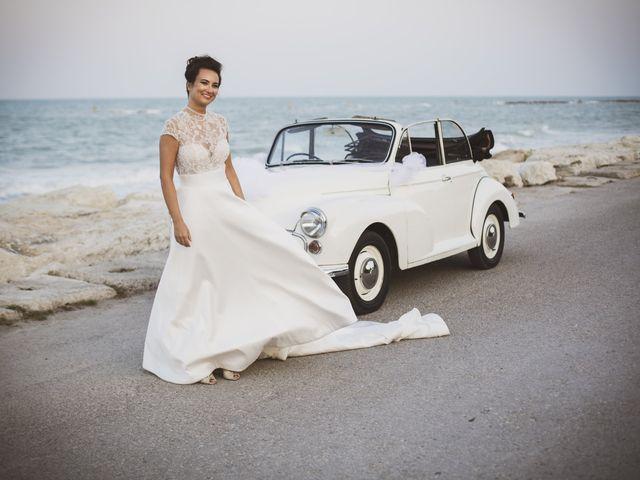 Il matrimonio di Mario e Ludia a Porto San Giorgio, Fermo 46