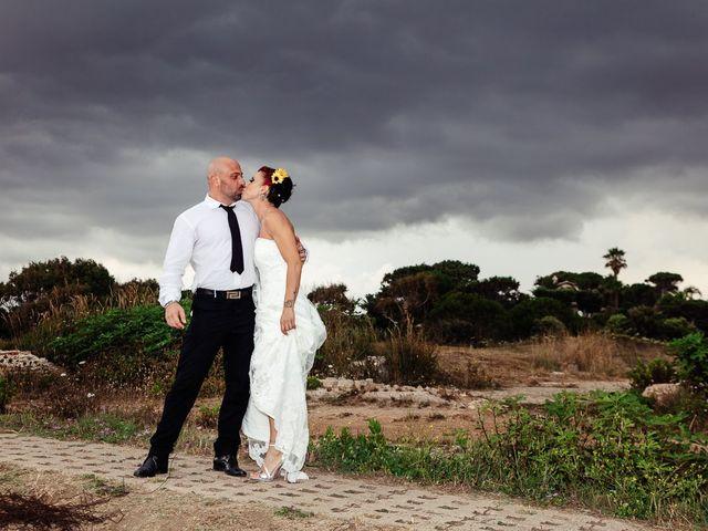 Le nozze di Enzo e Giusy