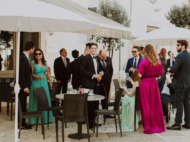 Il matrimonio di Mario e Simona a Fasano, Brindisi 34