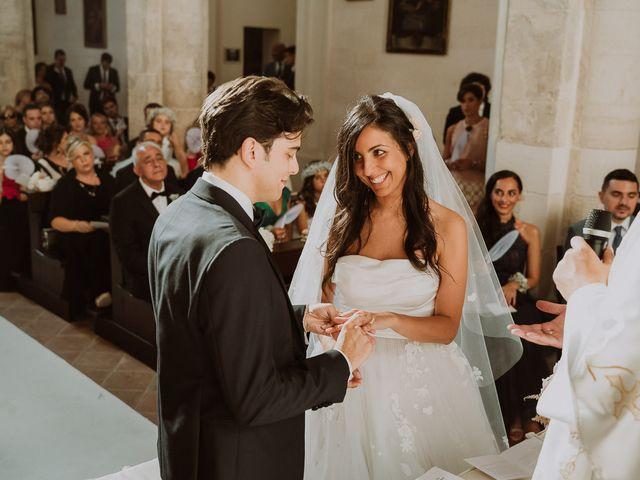 Il matrimonio di Mario e Simona a Fasano, Brindisi 45