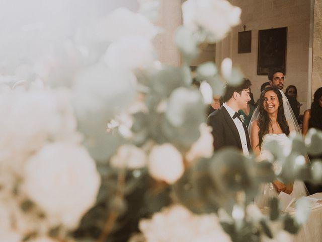 Il matrimonio di Mario e Simona a Fasano, Brindisi 47