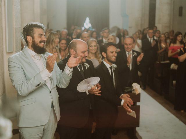 Il matrimonio di Mario e Simona a Fasano, Brindisi 50