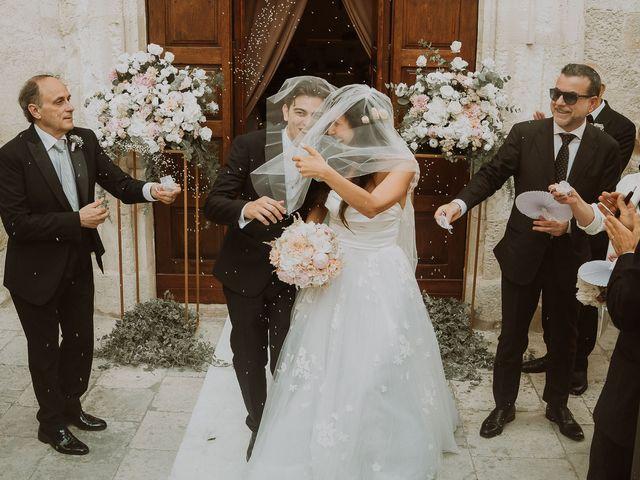 Il matrimonio di Mario e Simona a Fasano, Brindisi 51