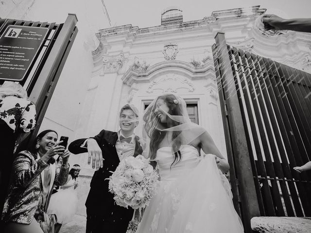 Il matrimonio di Mario e Simona a Fasano, Brindisi 53