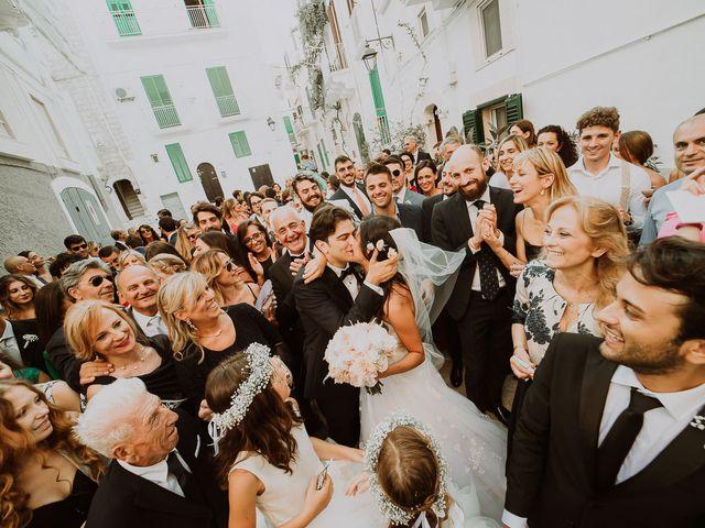 Il matrimonio di Mario e Simona a Fasano, Brindisi 57