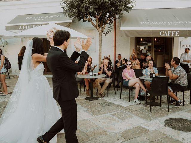 Il matrimonio di Mario e Simona a Fasano, Brindisi 59