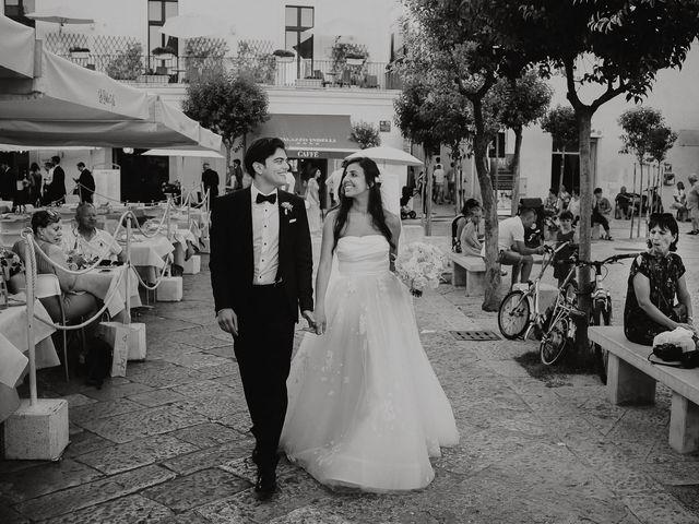 Il matrimonio di Mario e Simona a Fasano, Brindisi 61