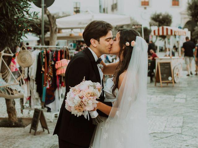 Il matrimonio di Mario e Simona a Fasano, Brindisi 62