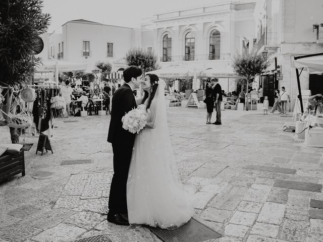 Il matrimonio di Mario e Simona a Fasano, Brindisi 63
