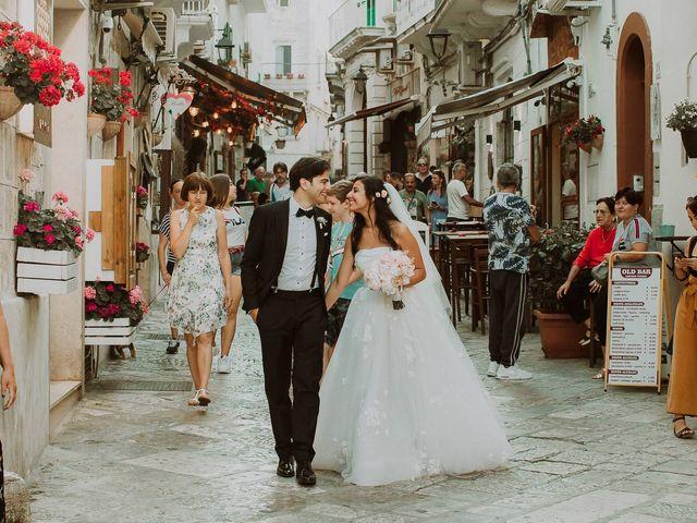 Il matrimonio di Mario e Simona a Fasano, Brindisi 65