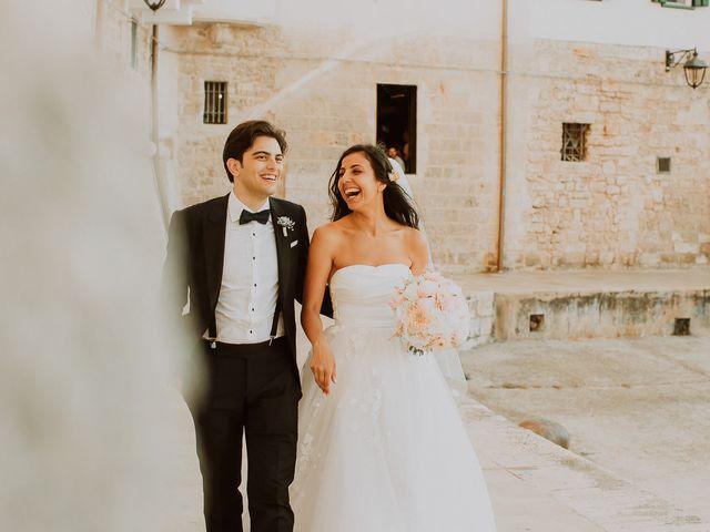 Il matrimonio di Mario e Simona a Fasano, Brindisi 71