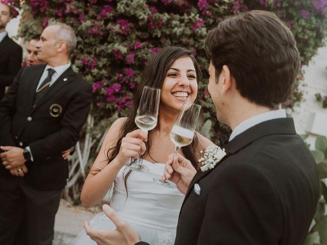 Il matrimonio di Mario e Simona a Fasano, Brindisi 82