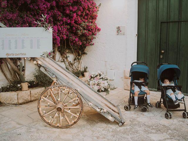 Il matrimonio di Mario e Simona a Fasano, Brindisi 85